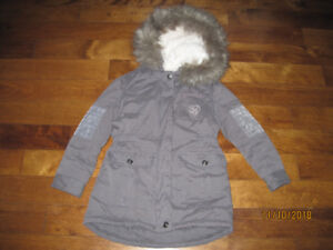 Girls Great Quality Winter Coat from Europe-6x
