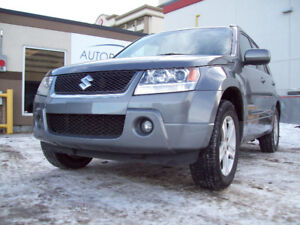 2007 SUZUKI GRAND VITARA 2.7 V6 AWD with only 108350km! LEATHER!