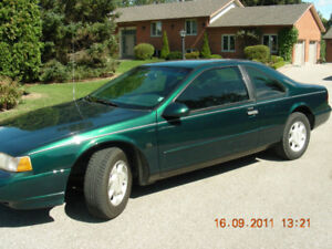 94 THUNDERBIRD BEST REASONABLE OFFER 4.6 V8 AUTO