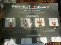 Chin up bar by Perfect Pullup