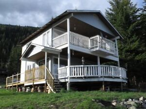 Weekly Shuswap Cabin for rent