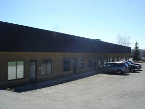 Industrial/Commercial space for lease
