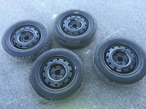 NEED GONE - WINTER TIRES 205/55/R16