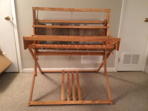"For Sale: Leclerc ""Initiation"" Loom - 4 Shafts, 4 Treadles"