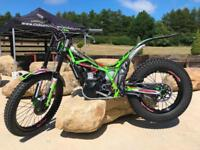 2018 Vertigo Combat Vertical 250cc & 300cc Trials Bike