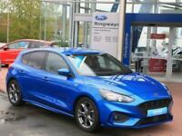 2019 Ford Focus St-Line 1.0 Petrol 5DR Hatchback 6SPD Manual Hatchback Petrol Ma
