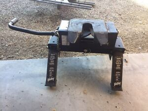 Valley Power Pull 5th wheel hitch