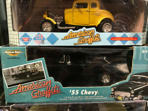 Chevrolet Bel Air 1955 film diecast 1/18 die cast