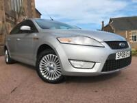 **2008(08)FORD MONDEO 1.6 ZETEC 5DR WITH MOT MARCH 2019-NEW BRAKE