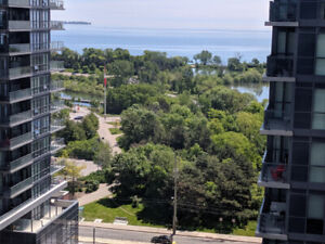 2 Beds/ 2 Bath Condo For Lease In Mimico