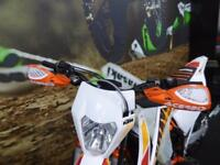 KTM EXCF 350 Motocross Bike