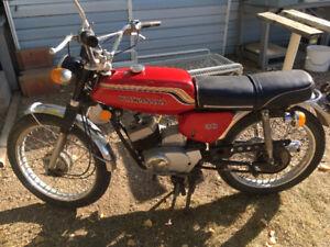 1973 Kawasaki G3ss
