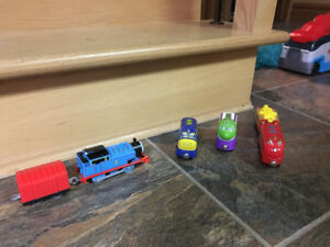 Ensemble de trains de Thomas le petit train et Chuggington