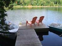 Cottage Rental - Aug.29-Sep.4 + Lab. Day Long Weekend Available