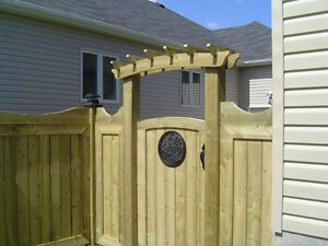 HOME-TECH FENCING AND CUSTOM DECKS 2017 Kingston Kingston Area image 6