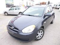 2007 Hyundai Accent GS - 69K- GR ELEC- AC- ECONOMIC Financement