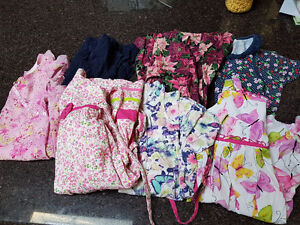 Girl's Dresses - Size 6 Years - 7 Pieces