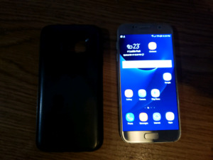 Samsung S7 cell phone like new.