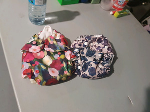 Sun Baby cloth diapers