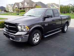 2016 RAM 1500 OUTDOORSMAN HIGHLY OPTIONED CHRYS COMPANY VEHICLE!