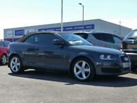 2010 Audi A3 1.6 TDI Technik 2dr ++ AUDI SPORT ALLOYS / AIR CON / FSH ++ CONVERT