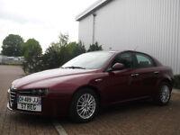 Alfa Romeo 159 1.9JTD Left Hand Drive(LHD)