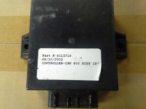 2003 POLARIS EDGE 800 CDI BOX ECU Windsor Region Ontario image 1
