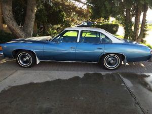 Grandpa's Car Up for Sale