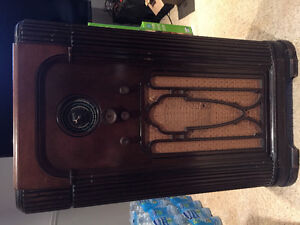 Two Antique Radios