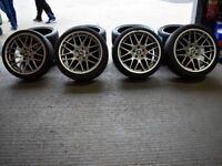 "19"" CSL Style Alloy Wheels will fit E90, E92 M3 ETC"