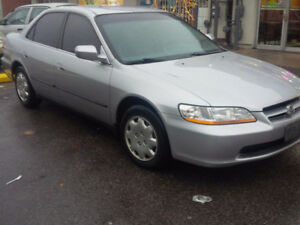 Honda Accord 2000 - Well Maintained Good Condition!!!