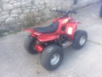 100cc quad automatic