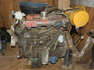 2009 British Recardo Deisel Engine