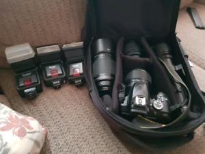 Nikon D 3500 camera