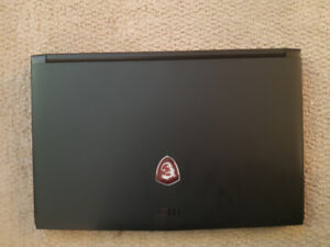 Almost new high end gaming laptop on a budget (VR, 4K Ready)