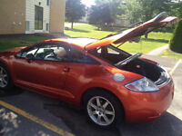 2008 Mitsubishi Eclipse GT: Trade with a Wrangler