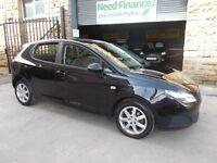 SEAT Ibiza 1.4 TDI ECOMOTIVE (black) 2010