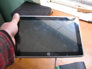 HP Tablet with accessories: Bluetooth Keyboard, mouse, stand Peterborough Peterborough Area image 2