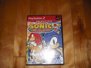 Sonic Mega Collection Plus Playstation 2 Complet