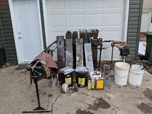 Gunsmith Business opportunity – used Brownells bluing kit, plus