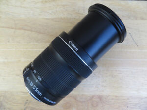Canon Zoom Lens EFS 18-135mm F/3.5-5.6 IS STM