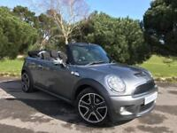 2010 MINI CONVERTIBLE 1.6 COOPER S (SUPPLIED WITH A SERVICE MOT )