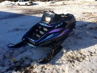 1994 Polaris XLT 600 Triple With Papers- Want Gone Today!