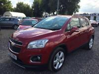 2013 CHEVROLET TRAX 1.7 VCDi LT DIESEL REVERSE CAMERA 12 MTS WARRANTY AVAIL