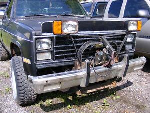 1984 GMC Sierra 2500 6.2 diesel Pickup Truck