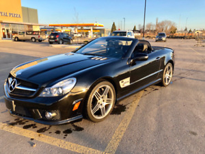 Mercedes SL63 AMG s-class s550 s550 s55 convertible NO Accidents