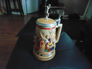 Avon Basketball Stein