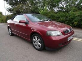 2002 Vauxhall Astra 1.8i 16v ++ LONG MOT ++ ROOF NOT WORKING ++