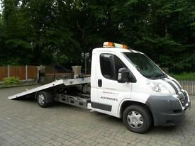 2008 08 REG Citroen Relay 2.2 HDi 120ps Car Transporter - DIESEL