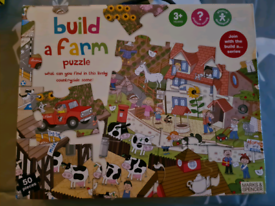 Build a farm puzzle.
